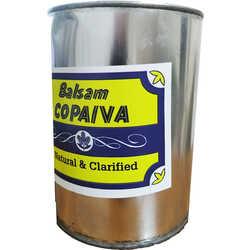 Doğan - Doğal Pelesenk Yağı 1000 Gr Teneke Kutu (Balsam Copaiva Natural & Clarified) (1)