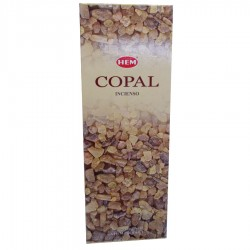 Doğal Reçine Sakızı Kokulu 20 Çubuk Tütsü - Copal - Thumbnail