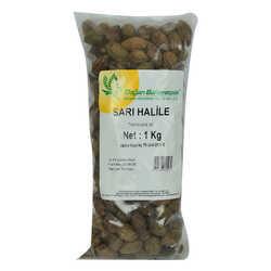 Doğan - Doğal Sarı Halile Çekirdeği Sarı Helile 1000 Gr Paket (1)