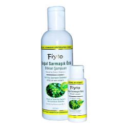 Doğal Sarmaşık Özlü Şampuan 500 ML - Thumbnail