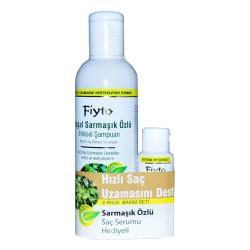 Fiyto - Doğal Sarmaşık Özlü Şampuan 500 ML Görseli