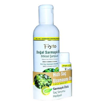 Doğal Sarmaşık Özlü Şampuan 500 ML