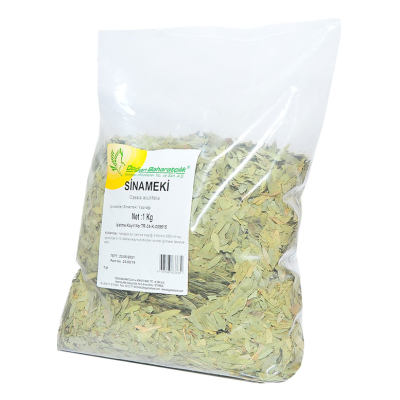 Doğal Sinameki Yaprağı 1000 Gr Paket
