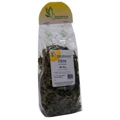 Doğal Stevya Otu Stevia 50 Gr Paket