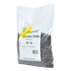 Doğan - Doğal Tane Hardal Tohumu Siyah 1000 Gr Paket (1)