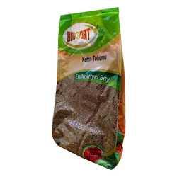Bağdat Baharat - Doğal Tane Keten Tohumu 1000Gr Paket (1)