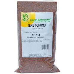 Doğan - Doğal Tere Tohumu 1000 Gr Paket (1)