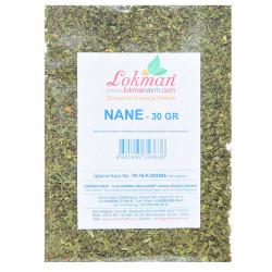 LokmanAVM - Doğal Yemeklik Nane 30 Gr Paket (1)