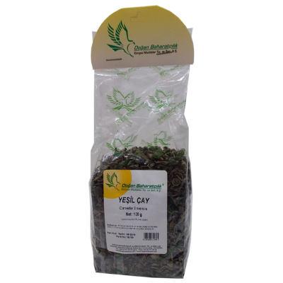 Doğal Yeşilçay 100 Gr Paket