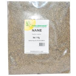 Doğan - Doğal Yemeklik Nane 1000 Gr Paket (1)