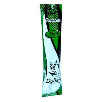 Pasta Şerbet Slime Gıda Boyası Yeşil Toz 9 Gr Paket
