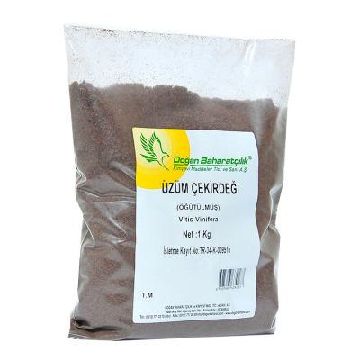 Üzüm Çekirdeği Toz 1 Kg Pkt