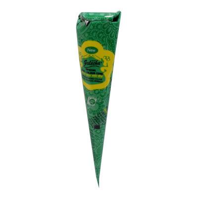 Dövme Koni Kına Yeşil 25Gr