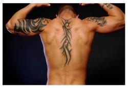 Dövme Tüp Kınası Siyah 30Gr - Thumbnail