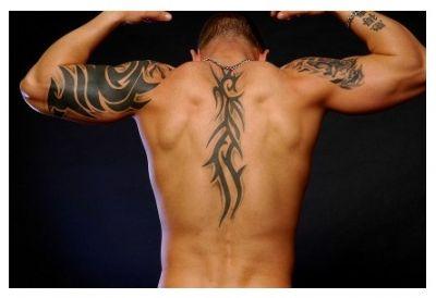 Dövme Tüp Kınası Siyah 30Gr
