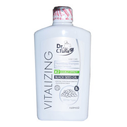 Dr. C. Tuna Vitalizing Çörek Otlu Şampuan 500 ML - Thumbnail