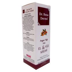 Argan Yağı Özlü El ve Yüz Kremi 150ML - Thumbnail