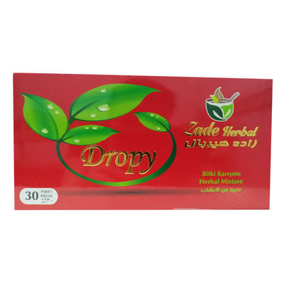 Dropy Bitkisel Karışık From Çayı 30 Süzen Pşt