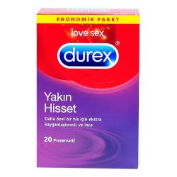 Prezervatif Yakın Hisset 20 Ad - Thumbnail