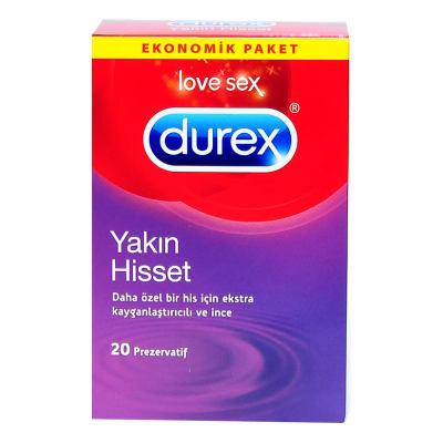Prezervatif Yakın Hisset 20 Ad