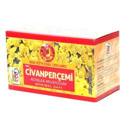 Ege Lokman - Civanperçemi Otu Bitki Çayı 20 Süzen Poşet Görseli