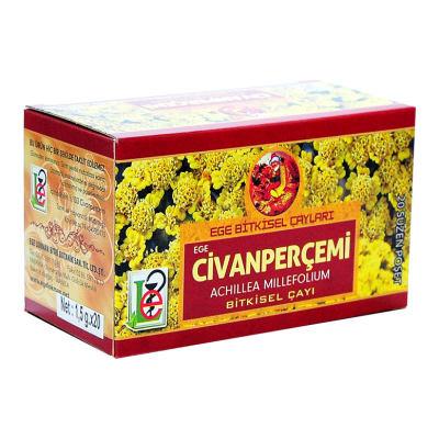 Civanperçemi Otu Bitki Çayı 20 Süzen Poşet