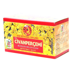 Ege Lokman - Civanperçemi Otu Bitki Çayı 20 Süzen Pşt (1)