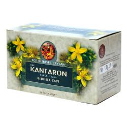Ege Lokman - Kantaron Bitki Çayı 20 Süzen Poşet Görseli