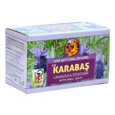 Karabaş Otu Bitki Çayı 20 Süzen Poşet