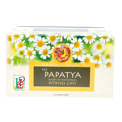 Papatya Bitki Çayı 20 Süzen Poşet - Thumbnail