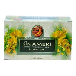 Sinameki Bitki Çayı 20 Süzen Poşet - Thumbnail