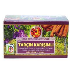Tarçın Karışımlı Bitkisel Çay 20 Süzen Pşt - Thumbnail