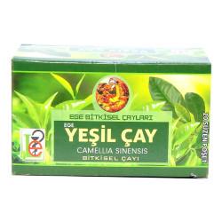 Yeşilçay Bitki Çayı 20 Süzen Pşt - Thumbnail