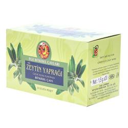 Ege Lokman - Zeytin Yaprağı Bitki Çayı 20 Süzen Pşt Görseli