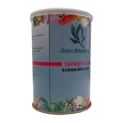 Ekinezyalı Karışık Bitkisel Çay 100 Gr Teneke Kutu