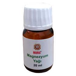 Elder Magnezyum Yağı 20 ML - Thumbnail