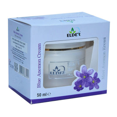 Elder Mavi Anemon Kremi 50 ML