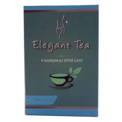 Elegant Tea 9lu Form Bitkisel Çay 42 Süzen Poşet - Thumbnail