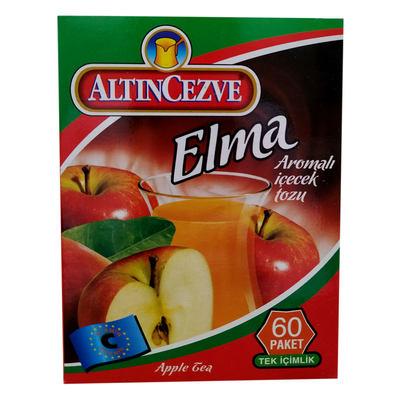 Elma Aromalı Tek İçimlik İçecek Tozu 1.5 Gr X 60 Pkt