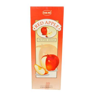 Kırmızı Elma Kokulu 20 Çubuk Tütsü - Red Apple