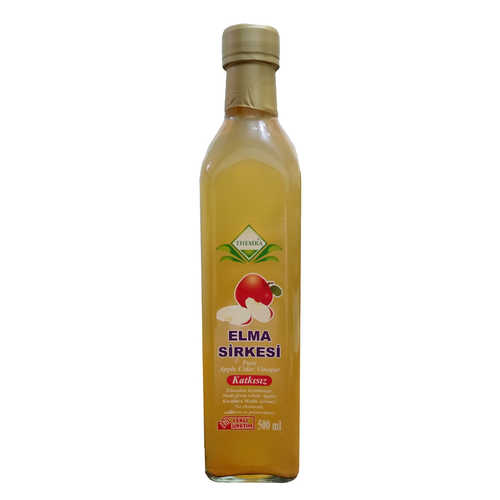 Elma Sirkesi 500 ML