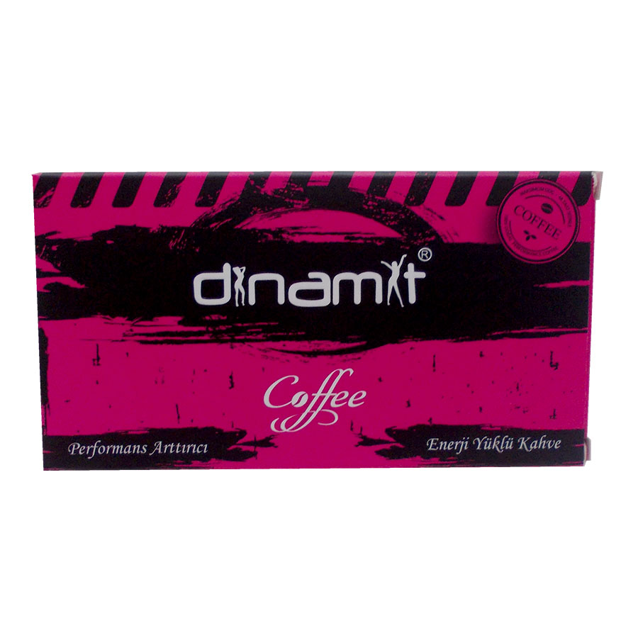 DİNAMİT PERFORMANS COFFEE - WOMAN
