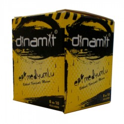 Dinamit - Ballı Bitkisel Macunu 43Gr Görseli