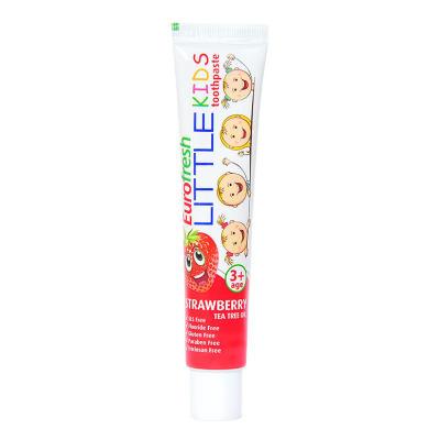 Eurofresh Diş Macunu Çilekli Çocuklar İçin 50 Gr