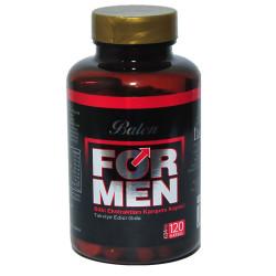 For Men Bitki Karışımı 120 Kapsül - Thumbnail