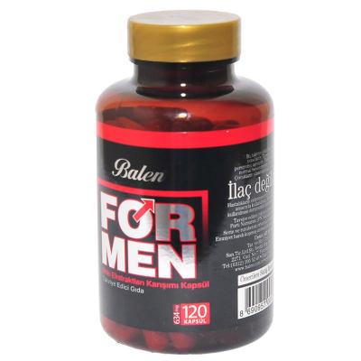 For Men Bitki Karışımı 120 Kapsül