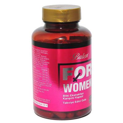For Women Bitki Karışımı 120 Kapsül