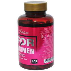 For Women Bitki Karışımı 120 Kapsül - Thumbnail