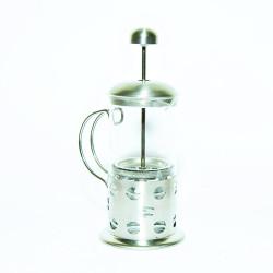 Menba - French Press Bitki Çayı Cam Demliği 02 350 ML Görseli