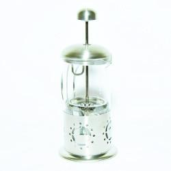 Menba - French Press Bitki Çayı Cam Demliği 03 350 ML Görseli